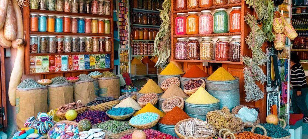 Marruecos Mercado