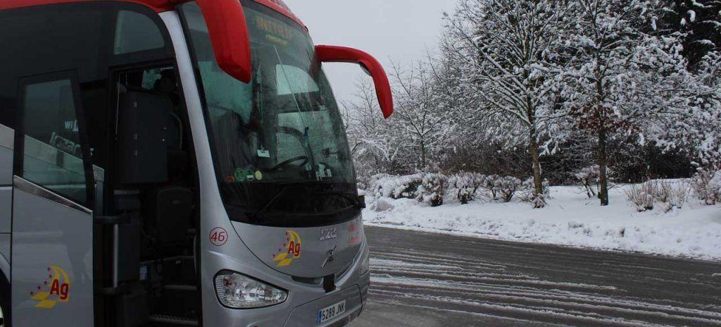 Cómo viajar en bus