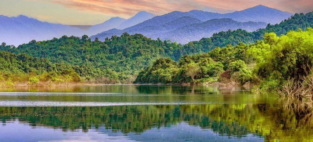 5 mejores parques nacionales Vietnam Vu Quang