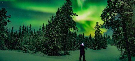 Canadá dónde ver Auroras Boreales
