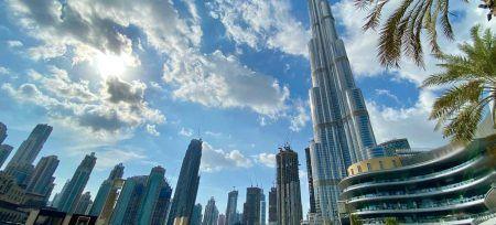 Emiratos Arabes Burj Khalifa
