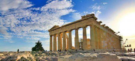 Datos curiosos de Grecia Acrópolis