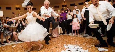 Casamiento Boda Griega