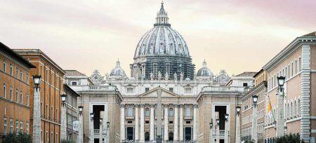 Italia Roma Basílica de San Pedro