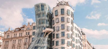 República Checa Praga Casa Danzante