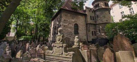 Qué ver en Praga Cementerio Barrio Judío