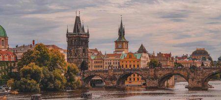 República Checa Praga Torre de Pólvora