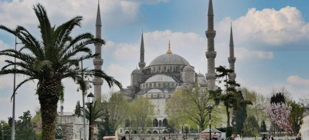 Datos curiosos de Turquía Mezquita azul