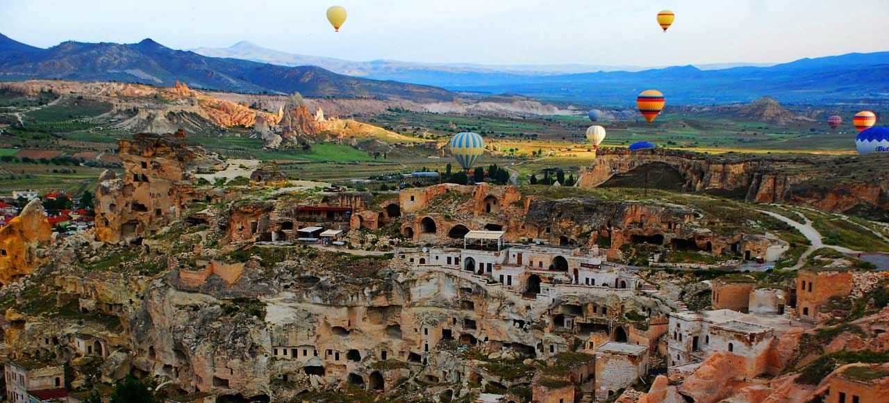 Que ver en Turquia Capadocia