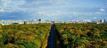 Alemania Berlin Tiergarten