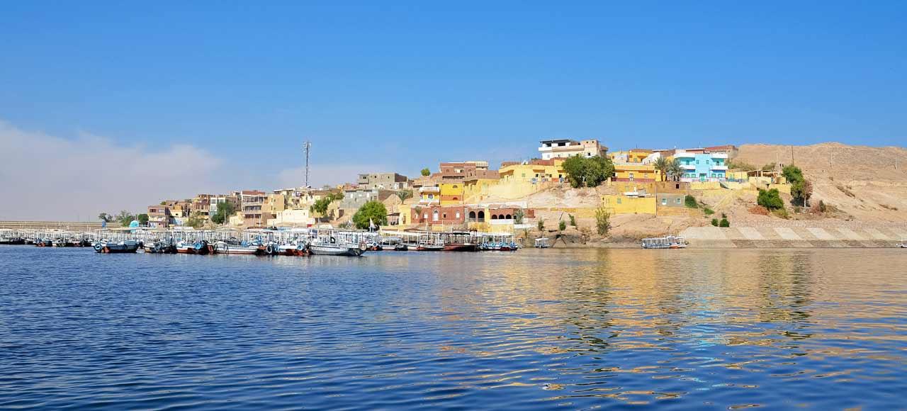 Egipto Río Nilo