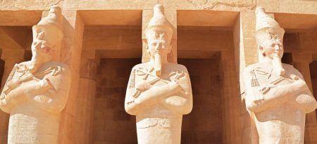 Datos curiosos de Egipto Esculturas