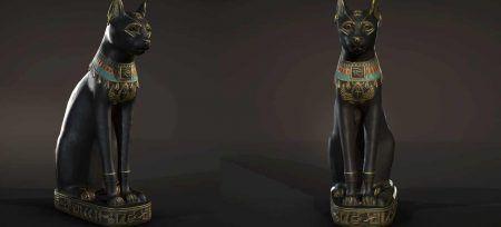 Egipto Gatos