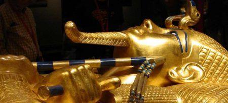 Egipto Tutankamon