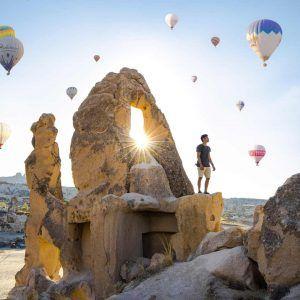 Turquía Capadocia
