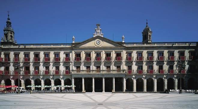 Erasmus in Vitoria